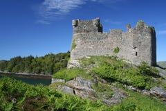 Het kasteel van Tioram Royalty-vrije Stock Afbeeldingen