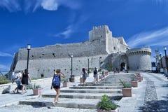 Het kasteel van Tremitieilanden Royalty-vrije Stock Afbeelding