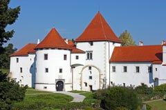Het kasteel van Varazdin Royalty-vrije Stock Afbeeldingen