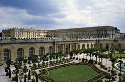Het kasteel van Versailles Stock Foto's