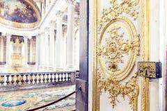 Het Kasteel van Versailles, Parijs, Frankrijk Stock Foto's