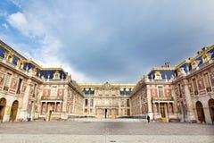 Het Kasteel van Versailles, Parijs, Frankrijk Stock Foto