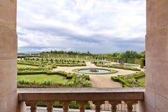Het Kasteel van Versailles, Parijs, Frankrijk Stock Afbeelding