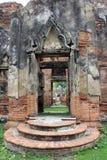 Het kasteel van Vichayen Royalty-vrije Stock Afbeeldingen