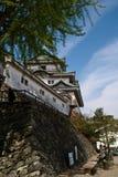 Het kasteel van Wakayama Stock Afbeelding