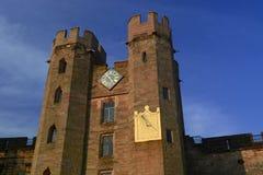Het kasteel van Warwick Royalty-vrije Stock Foto's