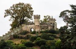 Het kasteel van Warwick Stock Fotografie