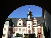 Het kasteel van Weilburg Stock Fotografie