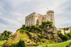 Het kasteel van William de veroveraar stock foto