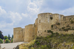 Het kasteel van William de veroveraar royalty-vrije stock fotografie