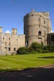 Het Kasteel van Windsor - een toren Stock Afbeeldingen