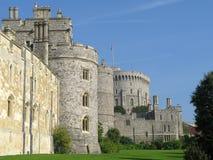 Het Kasteel van Windsor, Londen Stock Afbeelding