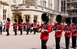 Het Kasteel van Windsor van de Dag van de kouseband Royalty-vrije Stock Foto's