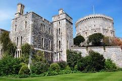 Het Kasteel van Windsor in Windsor, het Verenigd Koninkrijk Stock Foto's