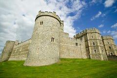 Het kasteel van Winsor Stock Foto's