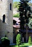 Het kasteelmuren van de ambacht en van de Liefde Royalty-vrije Stock Foto