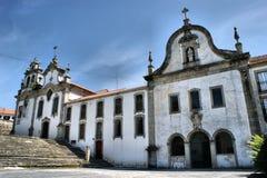 Het katholieke seminarie van Vinhais Stock Afbeeldingen