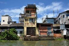 Het keethuis kan binnen Tho, Mekong delta, Vietnam Royalty-vrije Stock Afbeeldingen