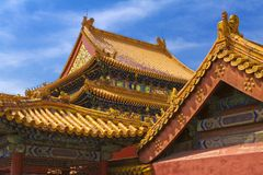Het keizerPaleis Royalty-vrije Stock Fotografie