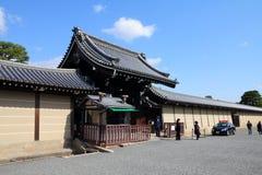 Het KeizerPaleis van Kyoto Royalty-vrije Stock Foto's