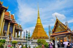 Het Keizerpaleis van Thailand stock foto