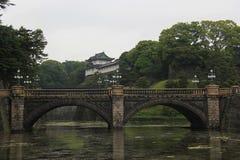 Het KeizerPaleis van Tokyo Royalty-vrije Stock Foto's