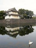 Het KeizerPaleis van Tokyo Royalty-vrije Stock Foto