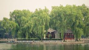 Het keizerpark van Beihai Royalty-vrije Stock Foto