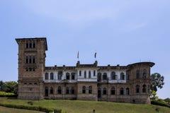 Het Kellie` s Kasteel is een kasteel in Batu Gajah, Kinta District, Perak, Maleisië wordt gevestigd dat Het onvolledige, geruïnee royalty-vrije stock foto's
