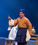 """Het kelner-verslag van Handan - jiangxi opera""""four dromen van linchuan† Stock Afbeelding"""