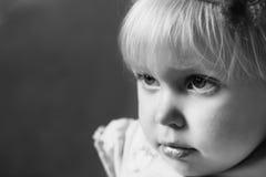 Het kind kijkt Royalty-vrije Stock Fotografie