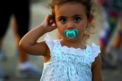 Het kind van Brasilia Royalty-vrije Stock Foto's