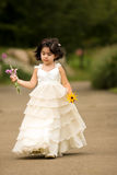 Het kind van de fee Royalty-vrije Stock Fotografie