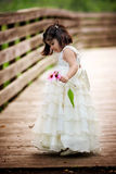 Het kind van de fee stock fotografie