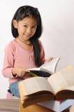 Het kind van de lage school Stock Foto's