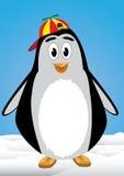 Het kind van de pinguïn Stock Afbeelding
