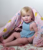 Het kind van de schoonheid Royalty-vrije Stock Foto's