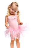 Het kind van het ballet Stock Foto's