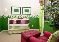 Het kinderdagverblijf van de baby Royalty-vrije Stock Afbeelding