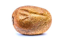 Het kiwifruit is vernietigd Stock Afbeeldingen