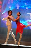 Het klassieke ballet-2007 Jiangxi Feest van het de Lentefestival Royalty-vrije Stock Foto