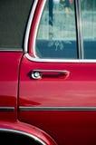 Het klassieke close-up van de autodeur Royalty-vrije Stock Foto