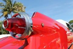 Het klassieke detail van de luxe Amerikaanse auto stock afbeeldingen