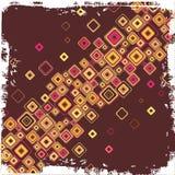 Het klassieke patroon van de schoonheid. Stock Foto