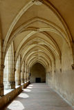 Het kleine klooster Stock Afbeeldingen
