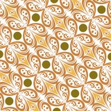 Het kleurrijke Behang van het Batikpatroon Stock Foto