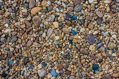 Het kleurrijke grint Royalty-vrije Stock Foto