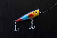 Het kleurrijke Lokmiddel van de Visserij Royalty-vrije Stock Fotografie