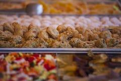 Het kleurrijke suikergoed en de gelei sluiten omhoog Royalty-vrije Stock Foto