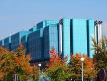 Het klinische ziekenhuis Dubrava Royalty-vrije Stock Fotografie